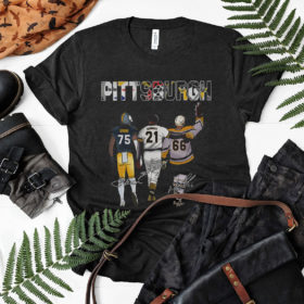 Pittsburgh Steelers Teams Signatures Shirt