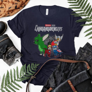 Chihuahua Chihuahuavengers shirt