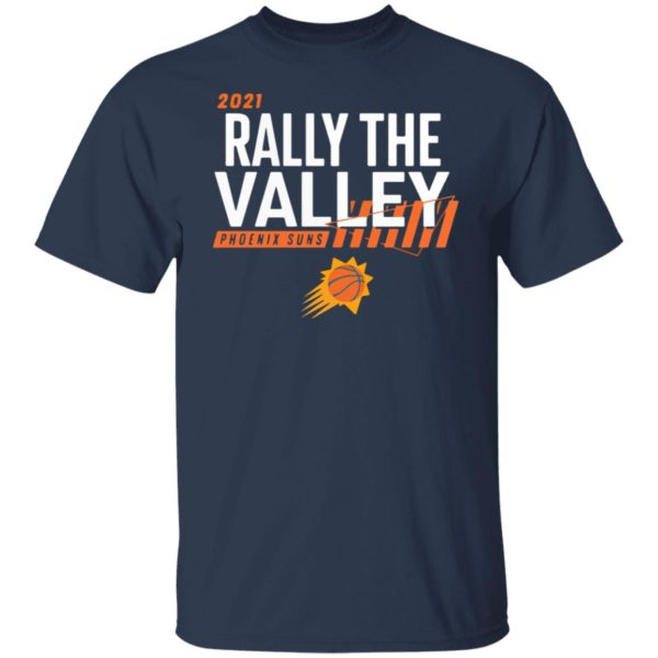 2021 Playoffs Rally The Valley Suns Shirt