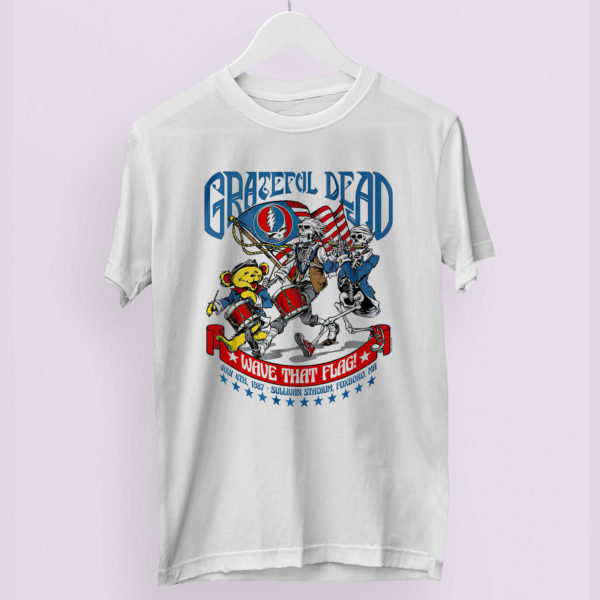 Grateful Dead 4th of July Shirt