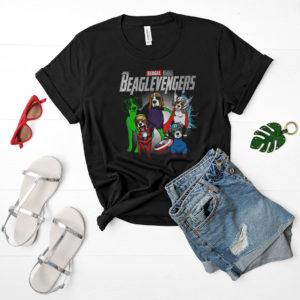 Beagle Dog Avenger Beaglevengers T shirt