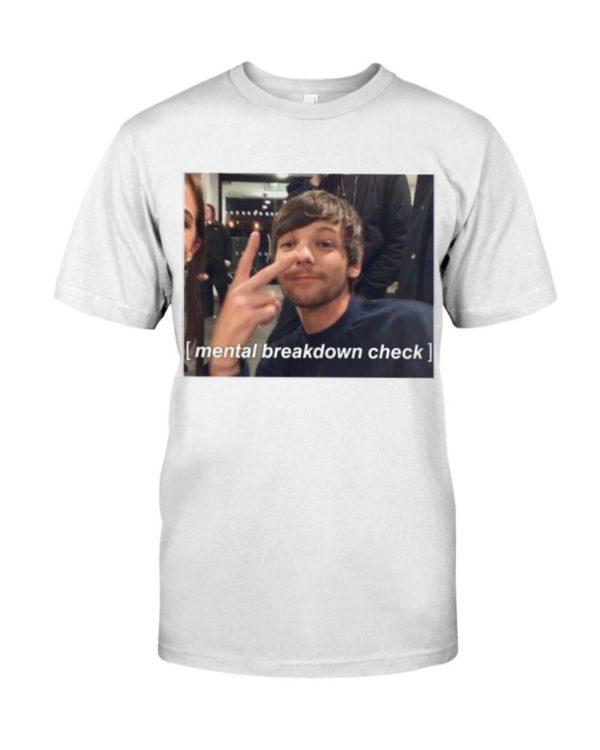 Tomlinson Mental Breakdown Check Shirt