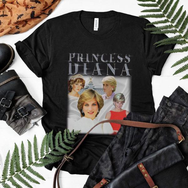 Vintage PRINCESS DIANA Inspired Shirt
