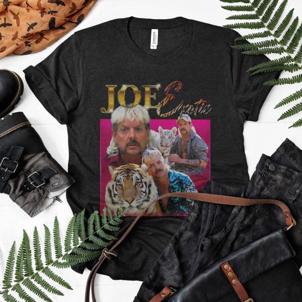 JOE EXOTIC - Tiger King Homage T-shirt