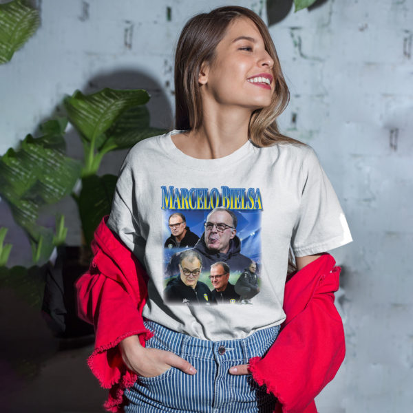 MARCELO BIELSA Tribute Inspired T-Shirt