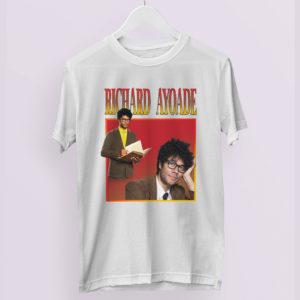 RICHARD AYOADE Tribute T-Shirt