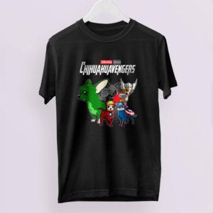Bull dogs Avengers Bullvengers t-shirt