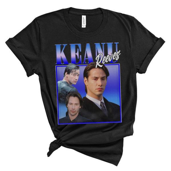 KEANU REEVES movies T-shirt