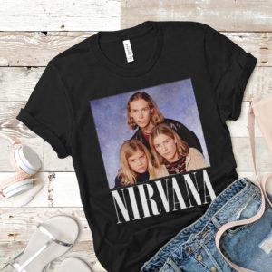 Vintage Nirvana Hanson T-Shirt