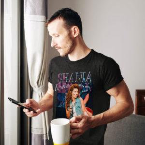 Vintage Retro Shania Twain T-Shirt
