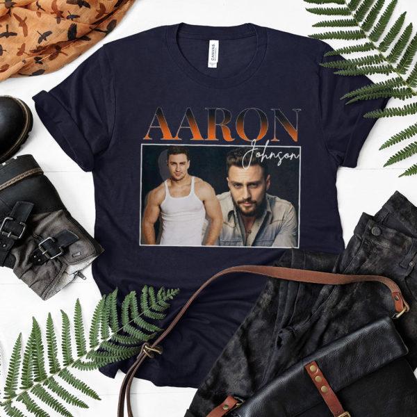 Aaron Taylor Johnson T shirt
