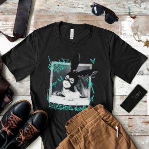 Ariana Grande Dangerous Vintage T-Shirt