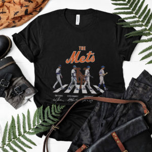 The Mets Abbey Road Signatures Shirt, Tom Seaver