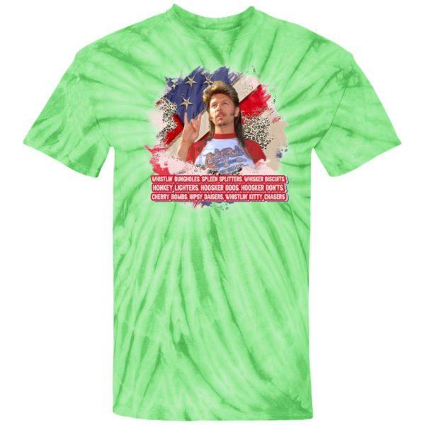Joe Dirt 4th Of July USA Flag Tie Dye shirt