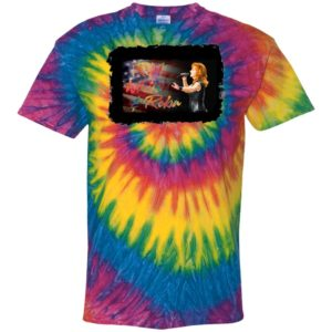 Red White and Reba 4th of July Tie Dye shirt