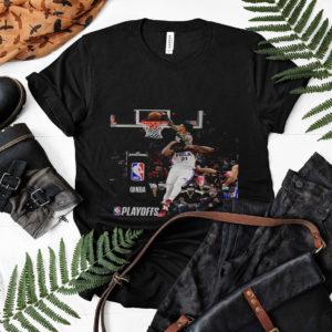John Collins Dunk On Embiid Shirt