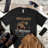 The Good The Bad And The Ugly 54th Anniversary 1966 - 2020 All Casts Signatures T-Shirt