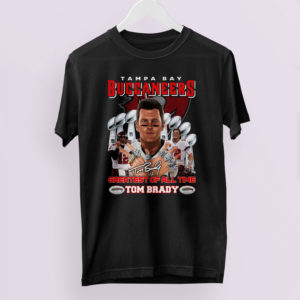 12 Tom Brady Signature Greastest Of All Time Tampa Bay Buccaneers shirt