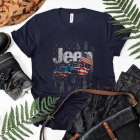 Merica Cane Corso Dog 4th Of July Shirt
