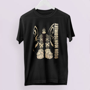 Ogun Montgomery Special Fire Force Company T-shirt, LS, Hoodie