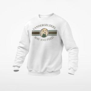 Dolly Vandergelders Hay And Feed T-Shirt, LS, Hoodie