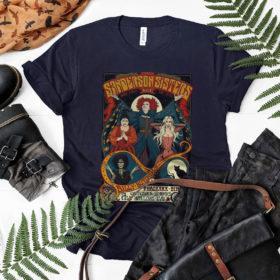 Sanderson Sisters Retro Hocus Pocus vintage Poster shirt, ls, hoodie