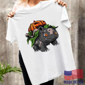 Pokemon Bulbasaur Pumpkin Halloween Shirt, ls, hoodie