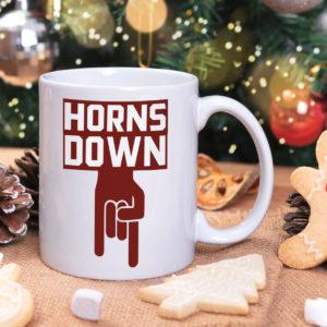 Horns Down Penalize This Oklahoma Sooners Boomer Sooner Mug