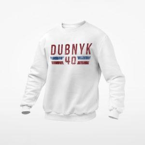 Colorado avalanche 40 devan dubnyk shirt, ls, hoodie