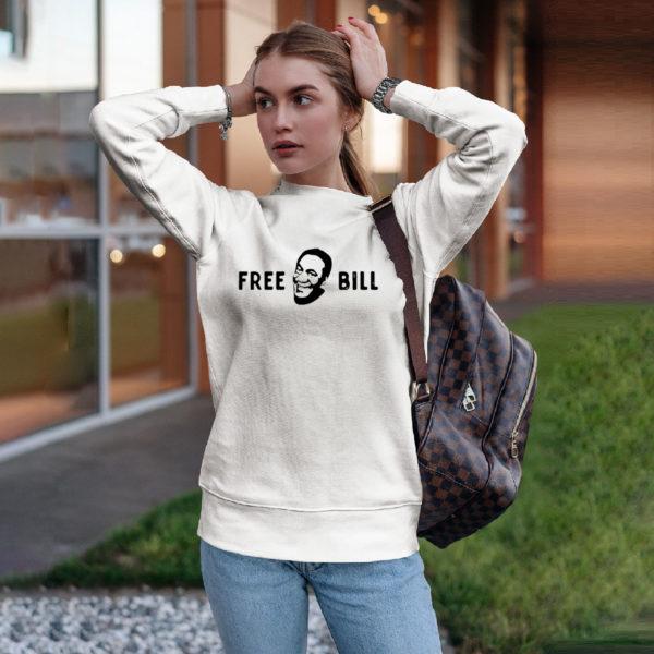 Free Bill Cosby Shirt, LS, Hoodie