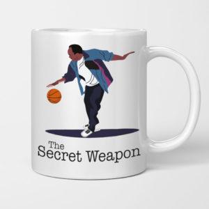 Stanley Hudson Dunder Mifflin The Secret Weapon Mug