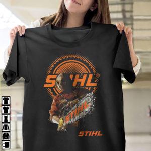 Halloween Jason Voorhees Team Stihl shirt, ls, hoodie