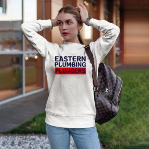 Eastern Plumbing Plungers T-shirt, LS, Hoodie