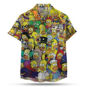 50 Shades of D'OH! Hawaiian Shirt, shorts