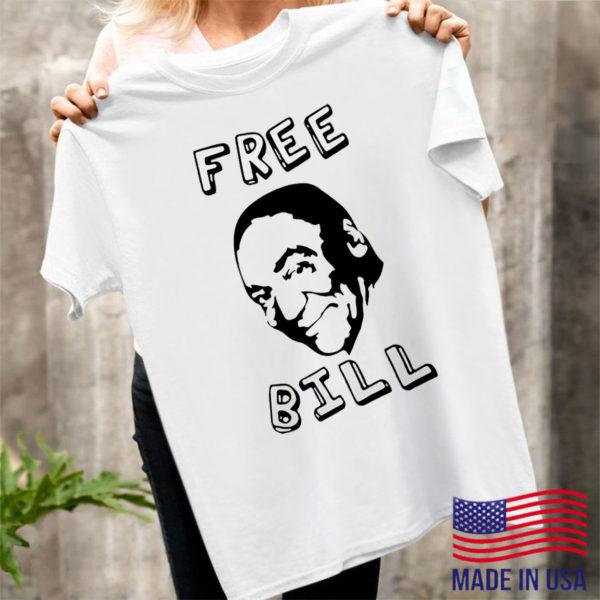 Free bill shirt, ls, hoodie