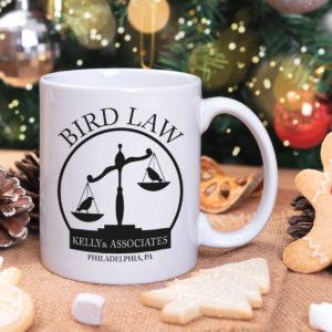 Kelly And Associates Bird Law Associates Mug