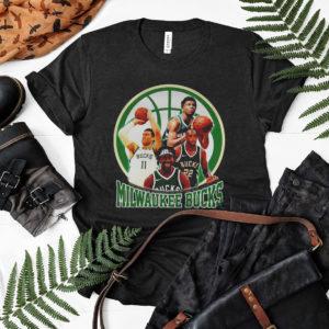 Milwaukee Bucks basketball shirt, ls, hoodie