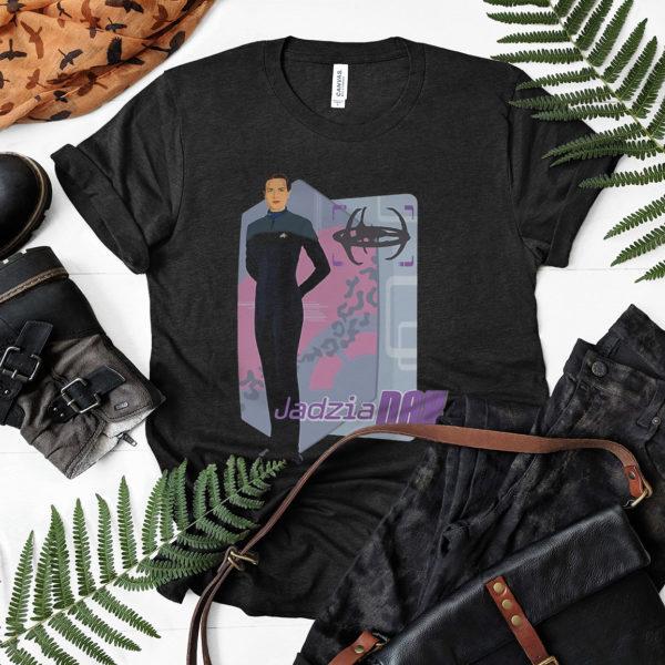 Star Trek Deep Space Nine Jadzia Dax Shirt, ls, hoodie