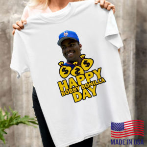 Happy Bobby Bonilla Day Shirt, ls, hoodie