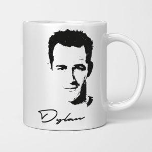 Luke Perry Dylan McKay Mug