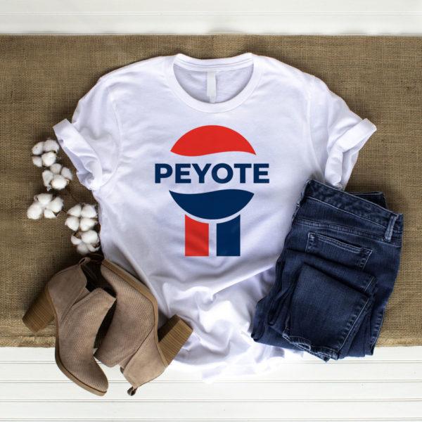Peyote Pepsi T-Shirt, LS, Hoodie