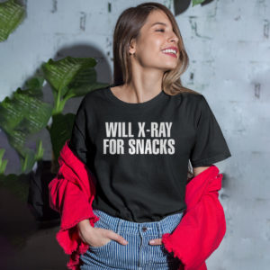 Will x-ray for snacks shirt, ls, hoodie