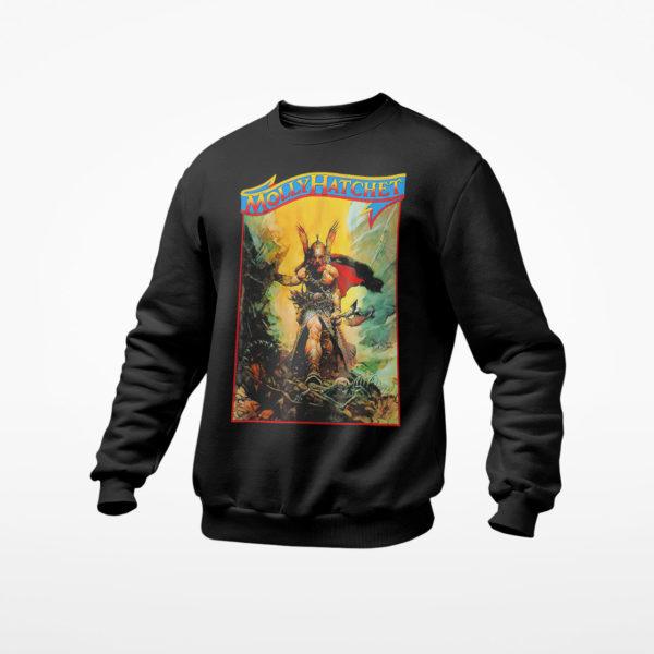 Mollys Hatchet Shirt, ls, hoodie