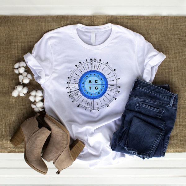 Pixabay Dna Amino Acids Biology Shirt, ls, hoodie