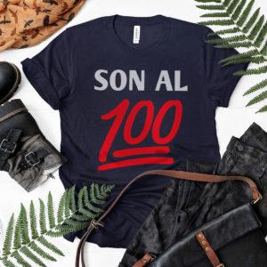 Son al 100 shirt, ls, hoodie
