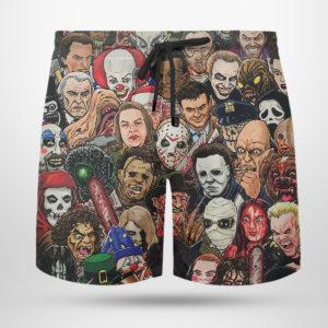 Ash vs Horror Hawaiian shirt, shorts