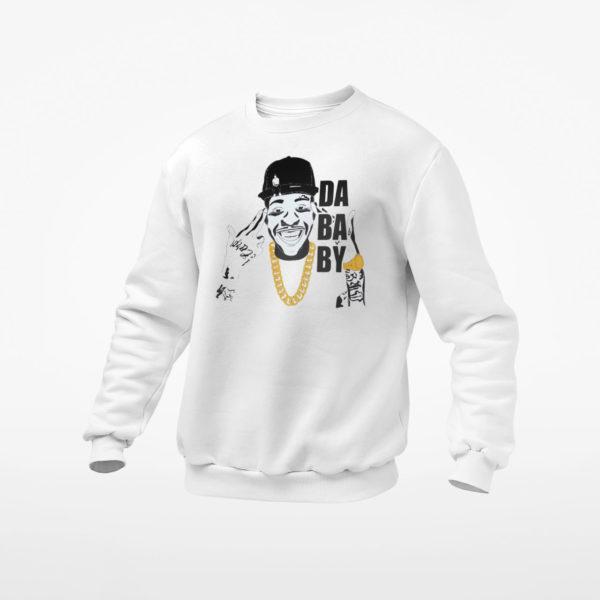 Da baby shirt, ls, hoodie
