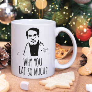 Dr Now Dr Nowzaradan Why You Eat So Much Mug