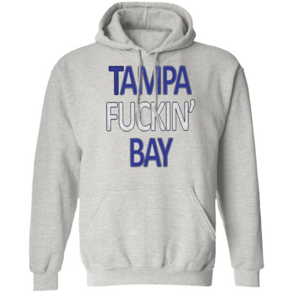 Tampa Fucking Bay Bitch I'm A Back To Back Champion Shirt, ls, hoodie