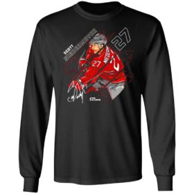 New Jersey Nhla 27 Scott Niedermayer Stripes Shirt, hoodie